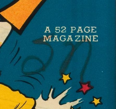 Comic Book Pedigrees, the online pedigree comic scan gallery  www