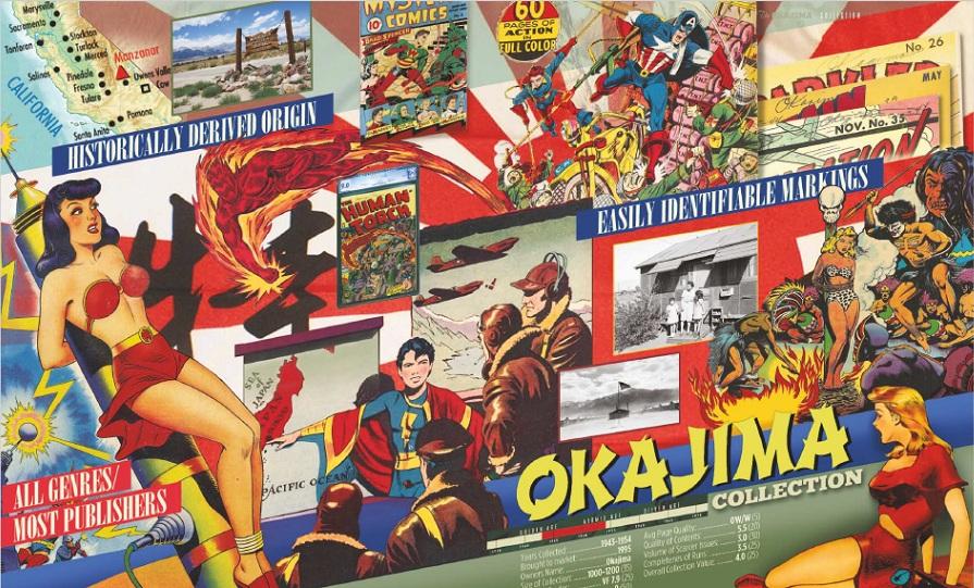 Comic Book Pedigrees, the online pedigree comic scan gallery
