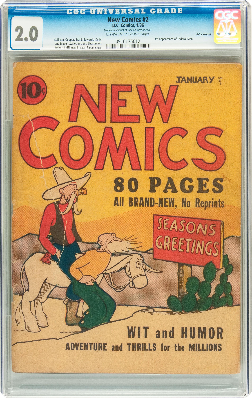 Comic Book Pedigrees, The Online Pedigreeic Scan Gallery Icbookpedigrees